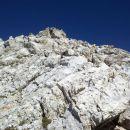 Malo pred vrhom Špika ...