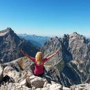 Uživancija v čudovitem kraljestvu Špika (2472m)