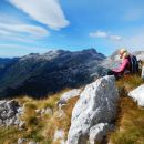Fantastični razgledi z poti na Kaninsko pogorje