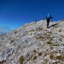 Pot na Vrh nad Peski