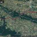 19,4km dolga pot