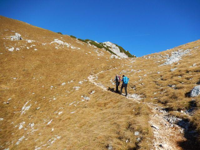 Pot na Malo Tičarico
