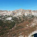 Razgled z vrha Male Tičarice na Špičje