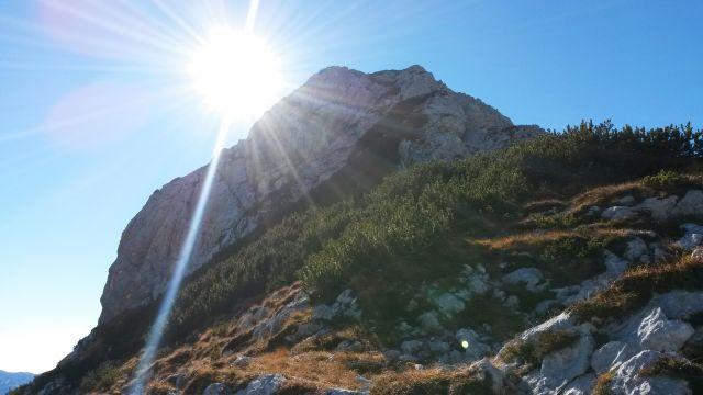 Razgled z poti na Veliko Tičarico