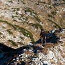 Na grebenu Velike Tičarice