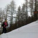 Pot na Srednji vrh