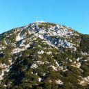 Razgled s poti na Veliki vrh (Veža)