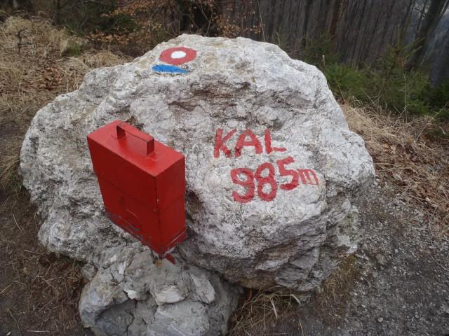 20170318 Kal-Mrzlica in Slomnik - krožni poti - foto