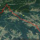 Tretji del PPP, 17,7km.