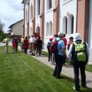 Obisk Evangeličanske cerkve.