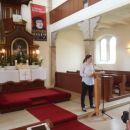 Duhovnica Simona Prosič Filip o Evangeličanski cerkvi.