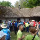 Domačija Bežan, najstarejša zgradba širše okolice.