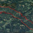 Start in cilj Gor.Grad, 19,3km in 1356m vzpona-krožna