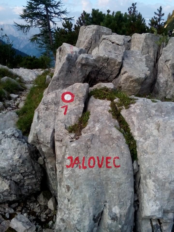 20170722 Jalovec Vršič-Goličica-Jalov.-Špička - foto povečava
