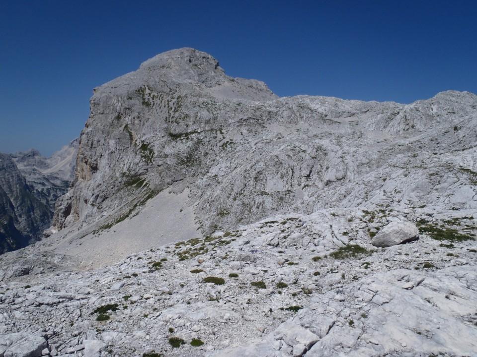 Begunjski vrh.