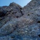 Vzpon na Mrzlo goro.