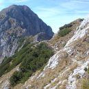 Mogočen Kalški greben.