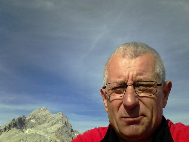 20171017 Vernar in Tosc z Bohinjskih vratc - foto