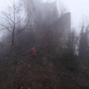 Ogled gradu na Rifniku.