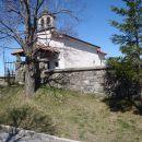 Pokopališče - Podgrad pri Vremah.