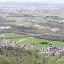 Razgledi s Šmarne gore.