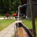 Do zdaj sem si vedno tukaj natočil sveže, hladne vode.