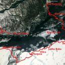 17,6km in 2188m, Razpotje-Klemenča-Ojstrica-Planjava-Okrešelj