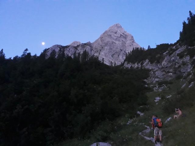 20180801 Vrata-Škrlatica-Rdeča šk-Dolkova špi - foto