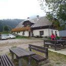 Kmetija Bukovnik - parkirišče