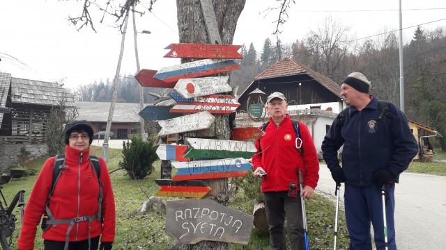 20181213 Kresnice,Slivna,Geoss,Zasa.sv.g.Sava - foto