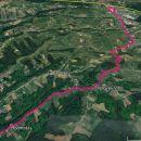 Trstenjakov pohod, 15,6km.