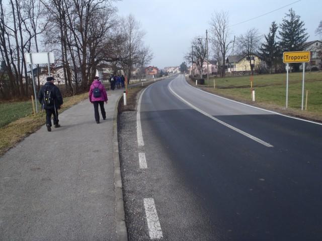 20190210 Martinova pot Martjanci-MS-Tišina - foto