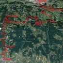 Polzela-Vimperk-Oljka-Andraž-Laze-Velenje 26,7km.
