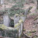 Kar nekaj bunkerjev - zemljank.