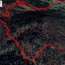 Ravne - Cerk 6km in 440m vzpona