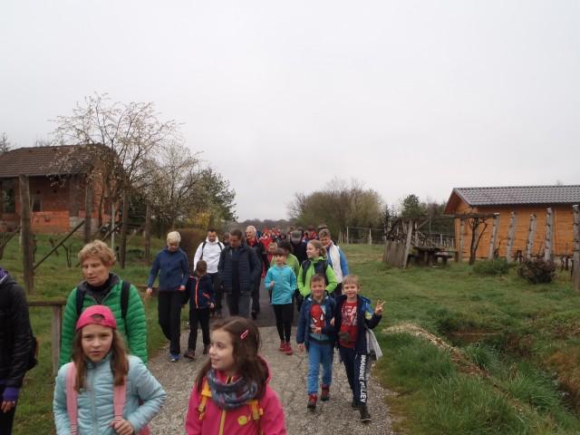 20190406 MIG Bogojina - Bukovniško jezero - foto