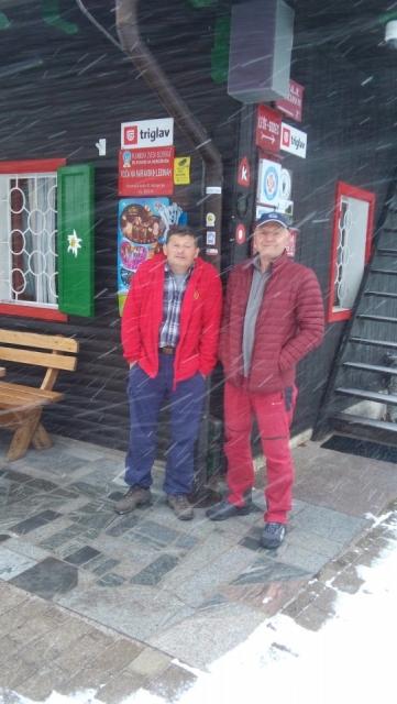 20190504 Izobraževanje vodnikov na Ledinah - foto