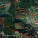 Lubnik,Sv.Tomaž,Praprotno,Križna g.Sv.Križ,18,2km in prijetnih 30 °C