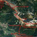 23,6km, 1090m vzpna in 2120m spusta-Golica-Stol-Žirovnica.