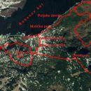19,4km, Pl.Ravne,Dleskovec,Korošica,Vel.vrh,Križevnik,Pl.Polšak
