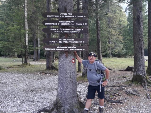 20190725 Triglav,Vrata,Luknja,Dol - foto