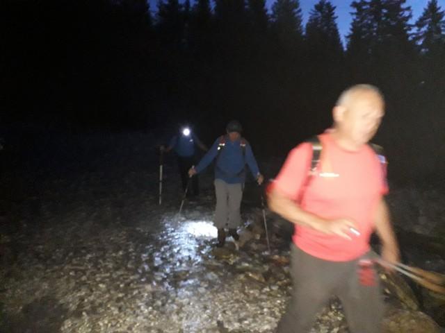 20190730 Špik,Ruski križ,Krnica,Špik,Kačji gr - foto