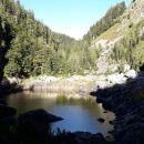 Črno jezero.