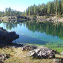 Dvojno jezero.