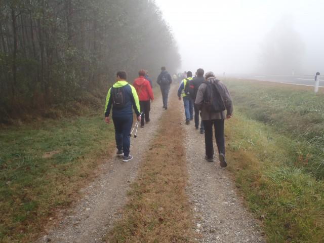 20191023 Pohod z VDC - okolica Črenšoec - foto