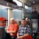 Na vlaku