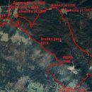 Prehojeno 14,2 km in 1149 m vzpona.