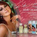 Kolekcija prfumov Gaby Spanic