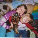 9letna Ana,3letna Katja in 7mesecev star nagajivec