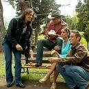 Juan, Oscar, Libia, Franco